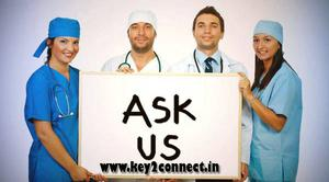 Talk with a Doctor Online - key2connect.in