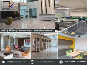 Best Office Interior Design Company in India