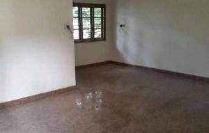LEASE Ramkrishna Nagar 2 BHK Semi furnished House