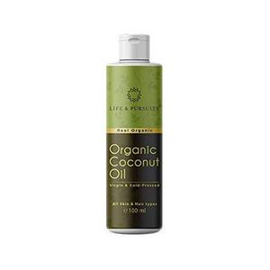 USDA Certified Organic Virgin Coconut Oil by Life and