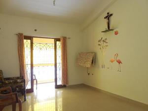 1 Bhk 70sqmt flat for Sale in Siolim NorthGoa42L