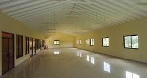 8300 SQFT Warm shell office space at indira nagar