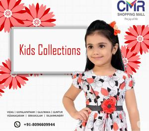 Buy Designer Kids Wear | Ethnic Wear Collection at CMR