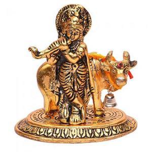 Cow Krishna Small