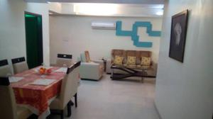 3 BHK furnished flat rent in Salt lake city