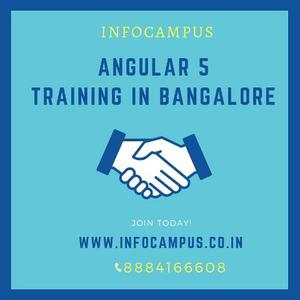 Angular5 Training in bangalore