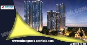 Buy Affordable 3BHK Apartments @ Antriksh Urban Greek