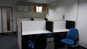 sq.ft Exclusive office space for rent at St.Marks Road