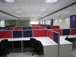 sq.ft Superb office space For rent at Hayes Road
