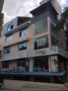 Unfurnished office space for rent at JP Nagar