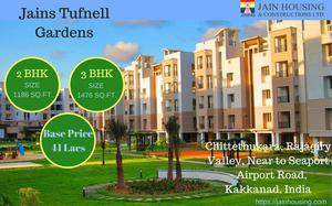 VILLAS FOR SALE FLAT FOR SALE IN KAKKANAD COCHIN