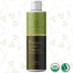 Best Hair Oil for Hair Growth - Life & Pursuits Bhringraj