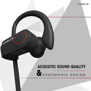 Waterproof Wireless Bluetooth Earphones HAMMER ZEST-H