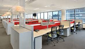 sq.ft, Furnished office space at mg road
