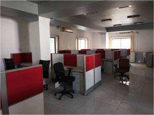 sq.ft Prime office space for rent at Haudin Road