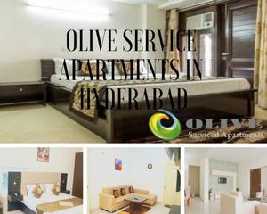 Olive Service Apartments HITECH City Hyderabad