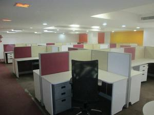 sq.ft furnished office space at millers road