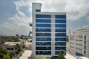 Available Building Office Space for rent at Turbhe