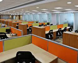 Sq.ft Furnished office space at lavelle road
