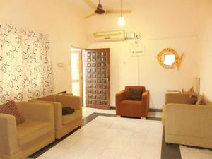 2 Bhk 125sqmt flat furnished for Rent in Donapaula NorthGoa3