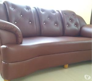3 seater leather sofa just like new Bangalore