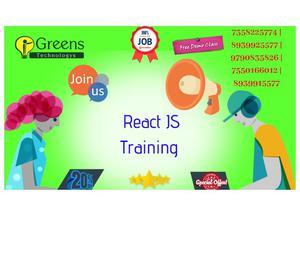 React Js Training in Anna Nagar Chennai