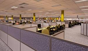 sq. ft Commercial Office space for rent at commercial