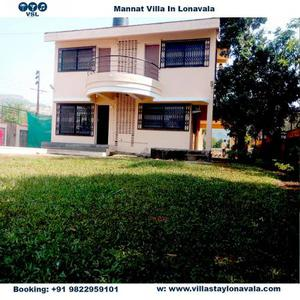 Mannat Villa On Rent In Lonavala For Vacation