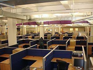 Elegant Plug n Play office space for rent at double