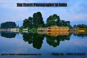 Top Travel Photographer in India
