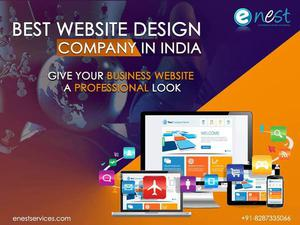 Website Design Company in India | Website Design Services in