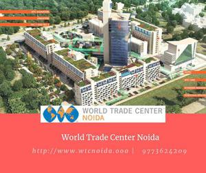 wtc is a Commercial property Noida