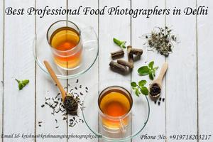Best Professional Food Photographers in Delhi