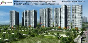 Buy 2BHK Luxury Flat in Godrej Properties Lotus Greens
