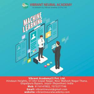 Best Coaching Centre in Jaipur for Machine Learning