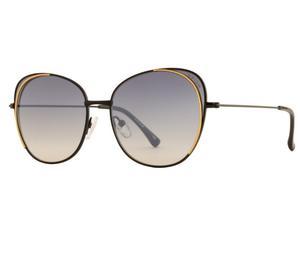 Buy Am Afero Black sunglasses for Women at Opium Eyewear