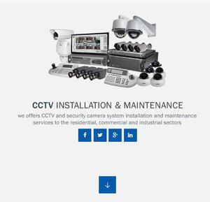 CCTV maintenance in Ernakulam