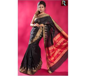 Exclusive and Latest Design Pure Dopian SIlk Saree Kolkata