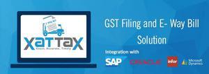 GST Software | E-way Bill solutions | GST Compliance