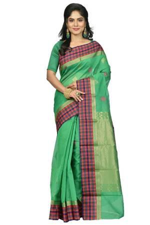 Get latest collections of south silk sarees online from AMMK