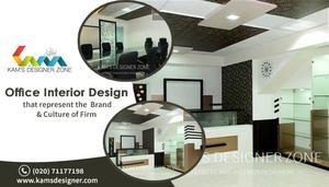 Office Interior Designer in Rahatani, Pune