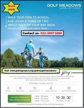 Premium Apartments Pre Launch Offer in Godrej City Panvel