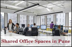 Ready to use Shared Office Spaces in Pune