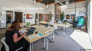 Shared Office Spaces in Pune - Neper Labs