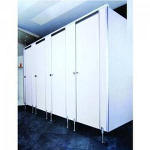 Toilet Partition Systems (Water Proof & Fire Froof) New