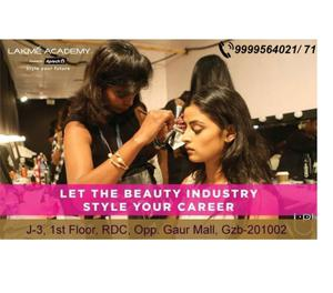 Top 10 Beauty Artist Academy in India | Lakme Academy Ghazia