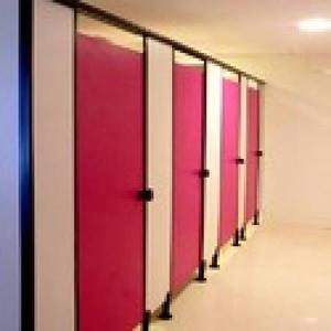 Water Fire Proof Toilet partitions New Delhi