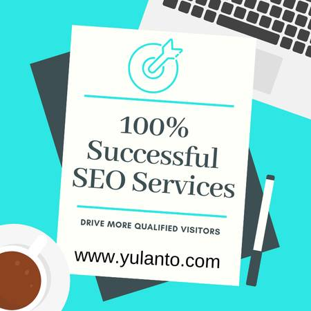 100% Successful SEO Services for affordable cost