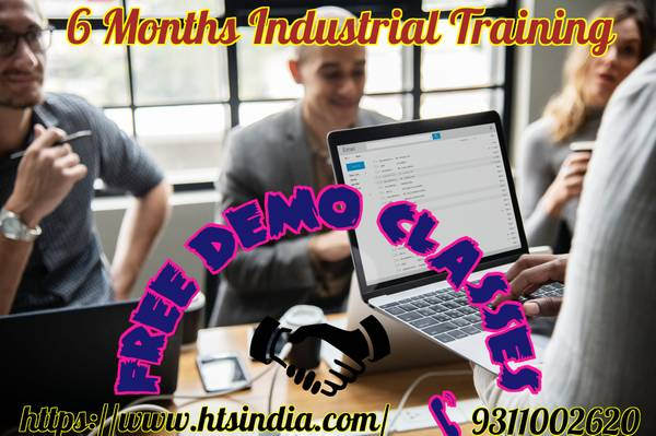 6 Months Industrial Training Course in Delhi