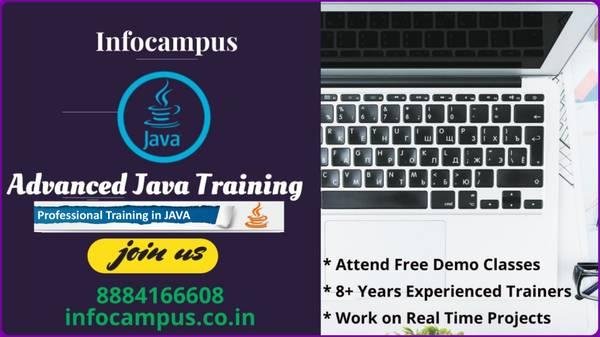 Advanced Java Training In Bangalore Marathahalli